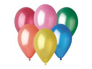 """Balónek 28cm/11""""  #082 barevný mix"""