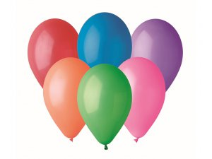 "Balónek 33cm/13""  #080 mix barev"