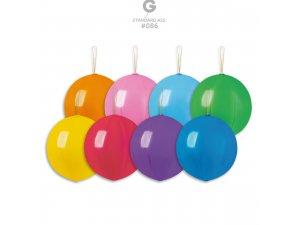 Balónek tvar punch ball (50ks/bal)