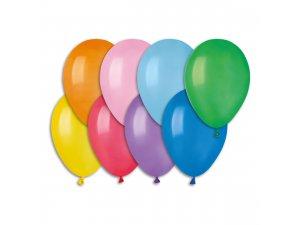 """Balónek pastel 21cm/8"""" party mix (100ks/bal)"""