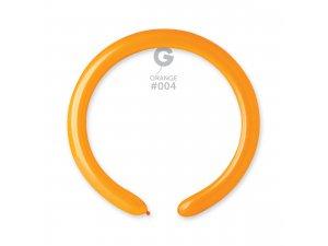 Balónek modelovací #004 oranžový (100ks/bal)