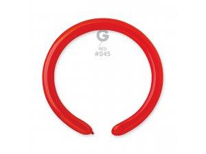 Balónek modelovací #045 červený (100ks/bal)