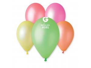 OB balónky GF90 - 10 balónků