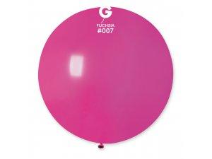 """Balónek 80cm/31"""" #007 fuchsiový"""