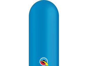 Q350 Balónek (127cm:7,5cm) modrý (100ks/bal)