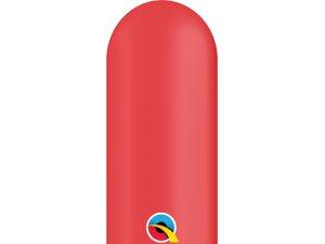 Q350 Balónek (127cm:7,5cm) červený (100ks/bal)
