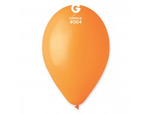 "Balónek 30cm/12"" #004 oranžový"