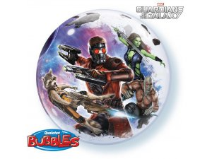 "22"" bublina - STRÁŽCI GALAXIE"