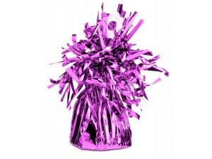Závaží na balónky fóliové růžové