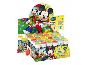 Bublifuk 60ml Myšák Mickey 4ass.