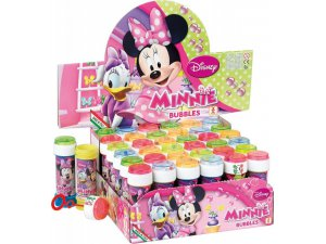 Bublifuk 60ml Myška Minnie 4ass.