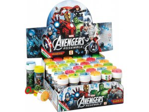 Bublifuk 60ml Avengers 4ass.