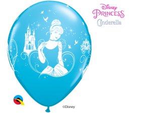 "Balónek Qualatex 12"" potisk Disney POPELKA (6 ks/bal)"