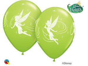"Balónek Qualatex 12"" potisk Disney ZVONILKA (6 ks/bal)"