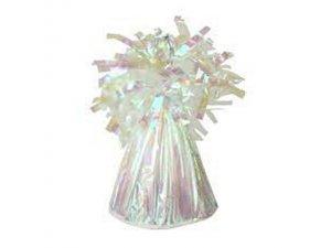 Závaží na balónky fóliové perleťové