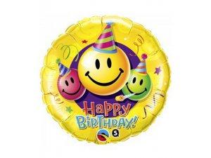 "18"" fóliový balónek -  SMILE"