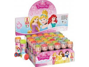 Bublifuk 60ml Princess Bubbles - 4 ass.