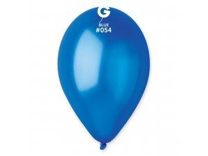 """Balónek 28cm/11"""" #054 modrý"""
