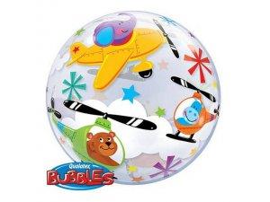 """22"""" bublina  -  LÉTAJÍCÍ CIRKUS"""