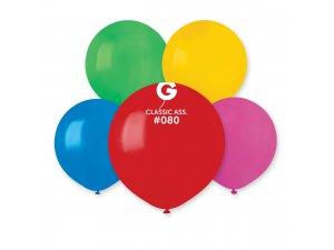 "Balónek 48cm/19""  #080 mix barev"