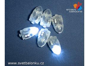 LED světlo do balónků bílé