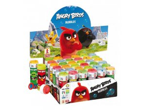 Bublifuk 60ml Angry Birds 4ass.