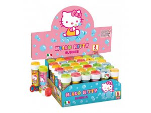 Bublifuk 60ml Hello Kitty 4ass.