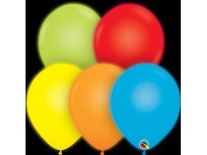 "11"" Q-lite balónky LED 5ks"