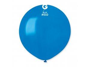 """Balónek 48cm/19"""" #010 modrý"""
