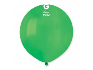 "Balónek 48cm/19"" #012 zelený"