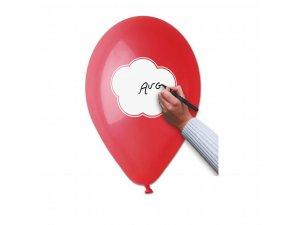 Balónek pastel 30 cm NAPIŠ VZKAZ! potisk (100ks/bal)