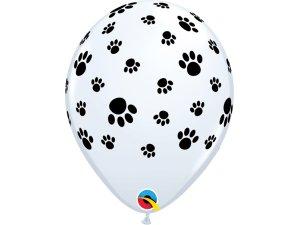 """Balónek Qualatex 11"""" potisk Packy (25ks v balení)"""