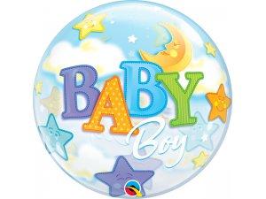 "22"" bublina - BABY kluk"