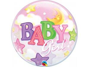 "22"" bublina - BABY holka"