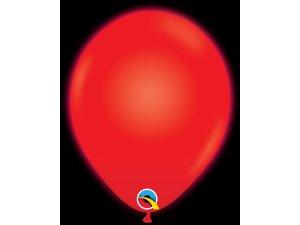 """11"""" Q-lite balónky RED 5ks"""