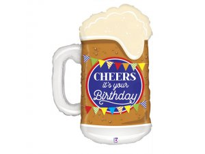 "34""  Narozeninové pivo"