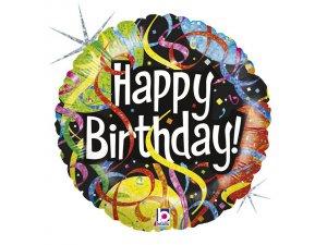 """18"""" Party narozeninové stuhy"""