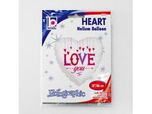 """18"""" Láska - Visící srdce - 362172.jpg"""