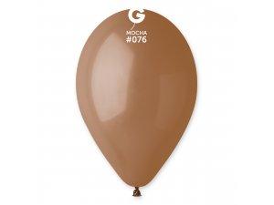 """Balónek 30cm/12"""" #076 Mocha"""