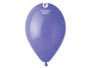 "Balónek 26cm/10"" #075 modrý Periwinkle"