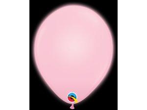 """11"""" Q-lite balónky PINK LED 5ks"""