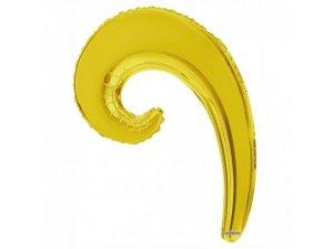 Kudrlina VLNA zlatá 35cm