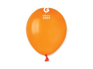"Balónek 13cm/5"" #004 oranžový"