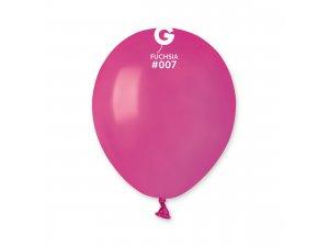 """Balónek 13cm/5"""" #007 fuchsiový"""