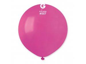 """Balónek 48cm/19"""" #007 fuchsiový"""