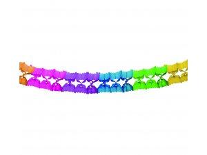 Girlanda papírová - Motýlci
