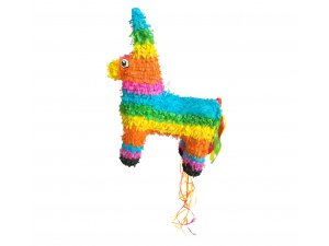 Piňata - Duhový kůň
