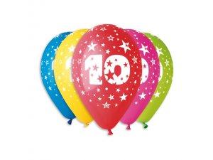 """OB balónky GS110 """"10"""" (5ks)"""