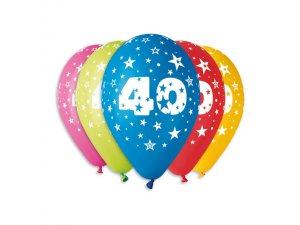 """OB balónky GS110 """"40"""" (5ks)"""