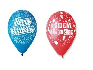 OB balónky GS110 NAROZENINY (5KS)